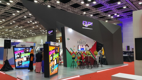 Exhibition Booth Contractor : Kl converge klcc exhibition management services exhibition booth