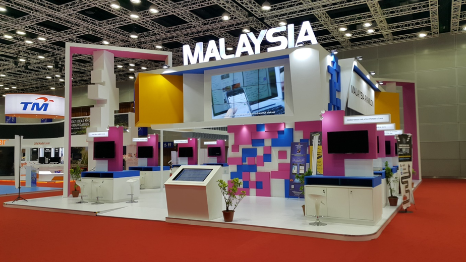 Exhibition Booth Design Singapore : Kl converge klcc exhibition management services