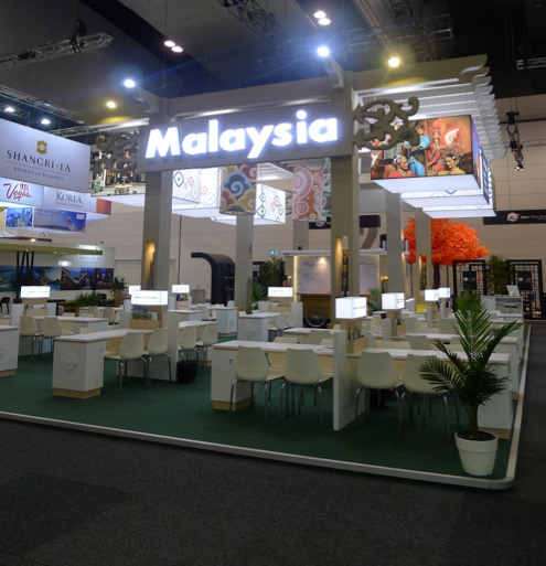 The Asia Pacific Incentives And Meetings Expo Exhibition Management Services Exhibition